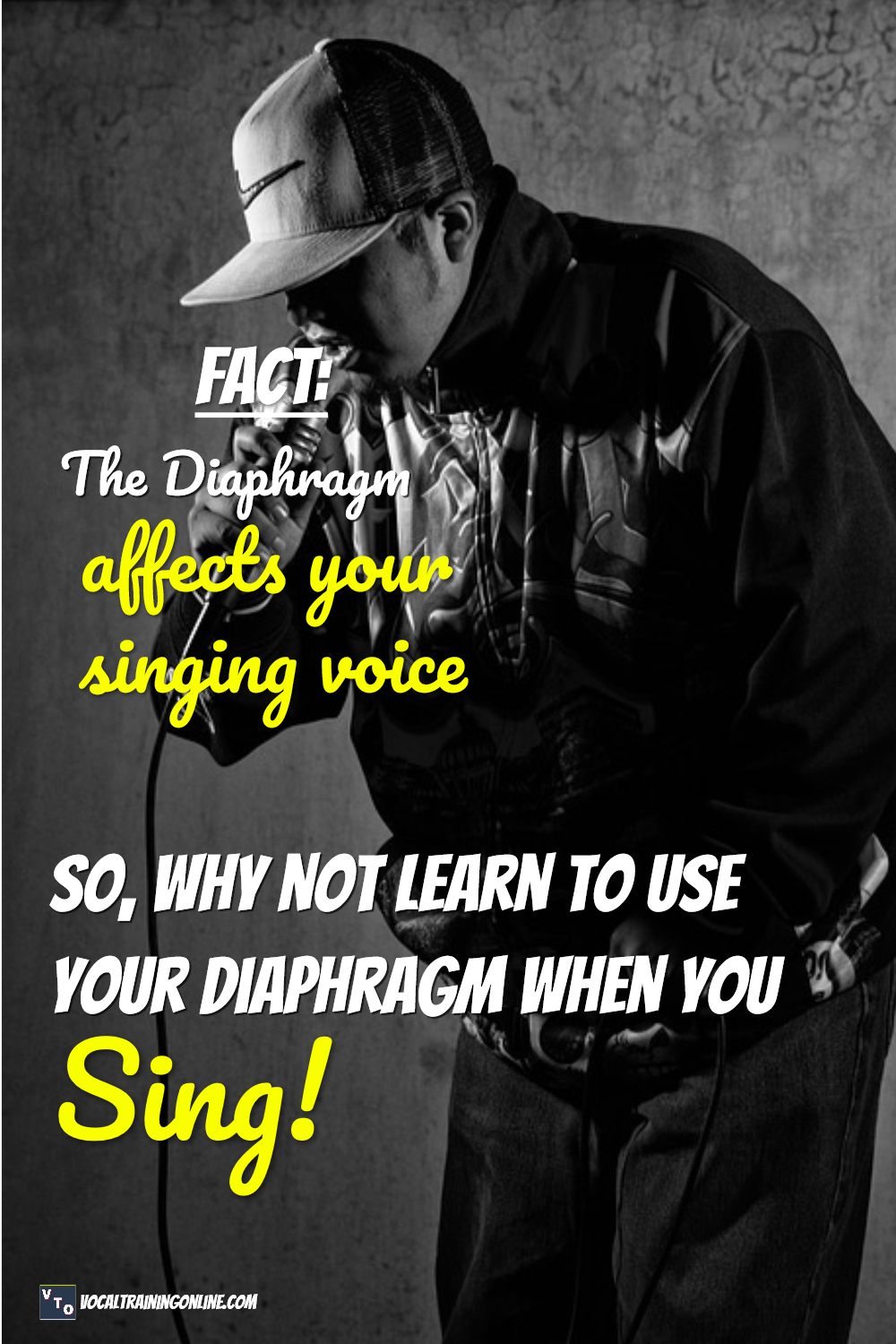Diaphragm Singing Tips, Create a Whirlwind of Air and Sing