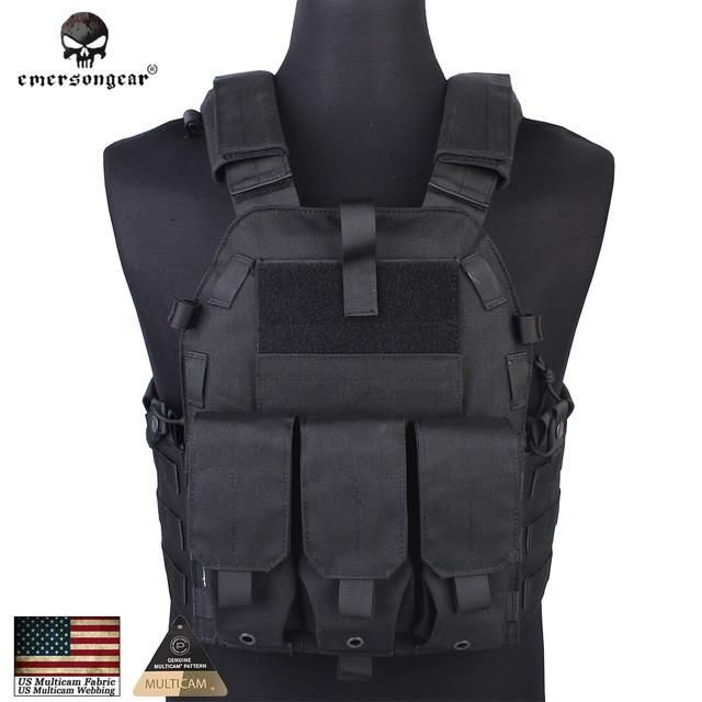 Emerson Mark 4 Plate Carrier – Cold Dead Hands  88b35c97159