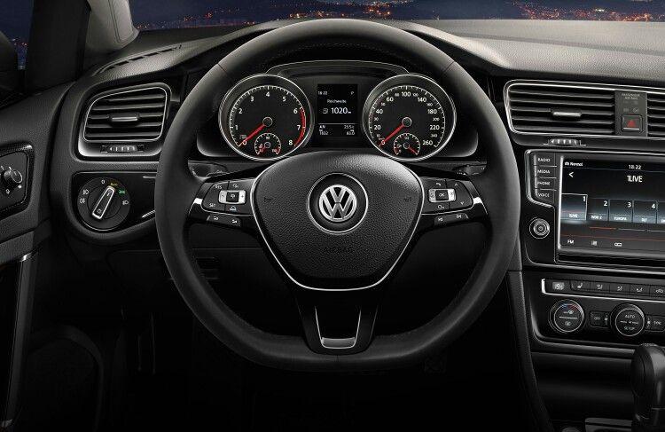 '15 VW Golf