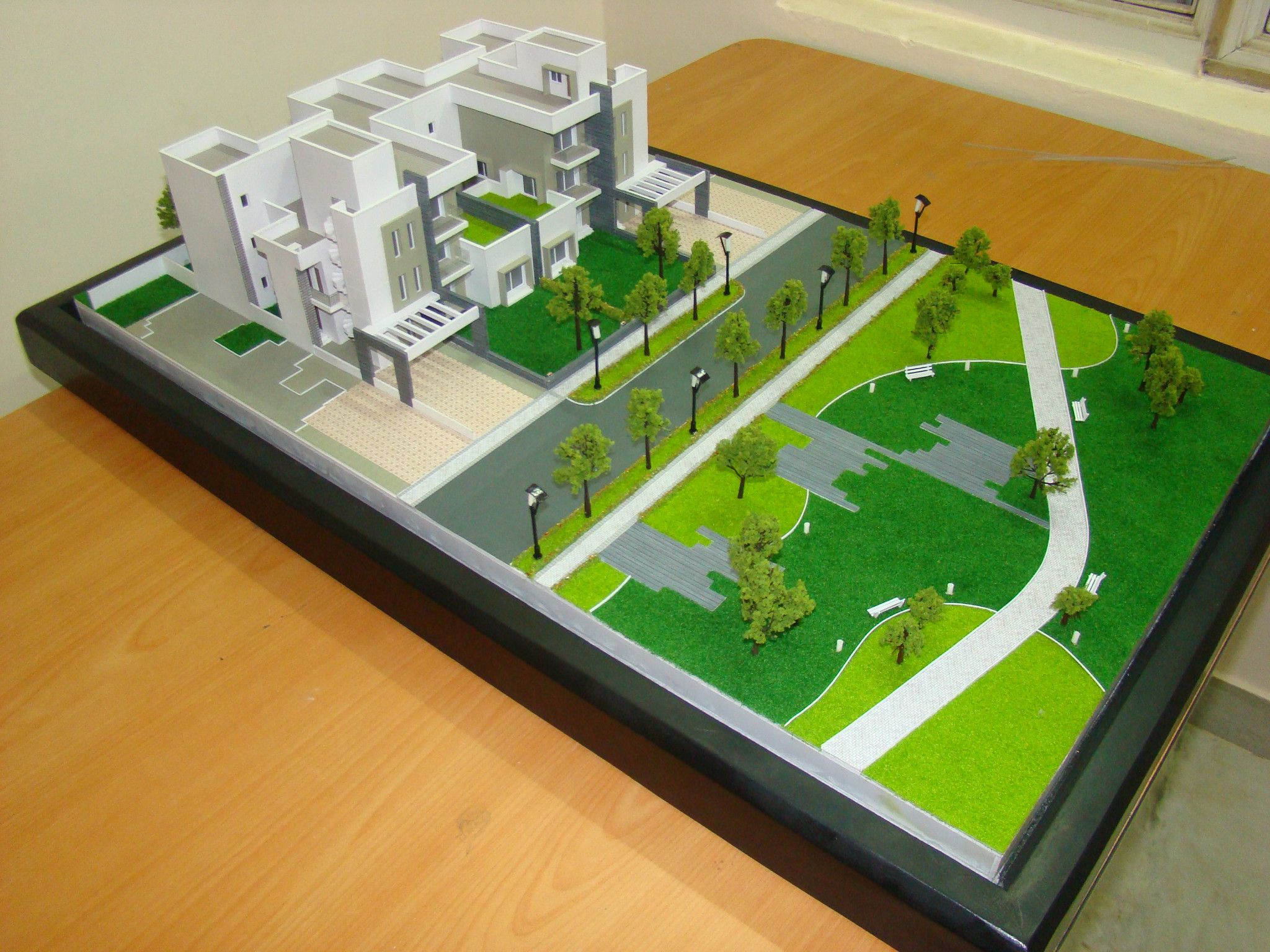 Picture Book Illustration Making An Architectural Model: Suppliers Of ARCHITECTURAL MODELS Making Material