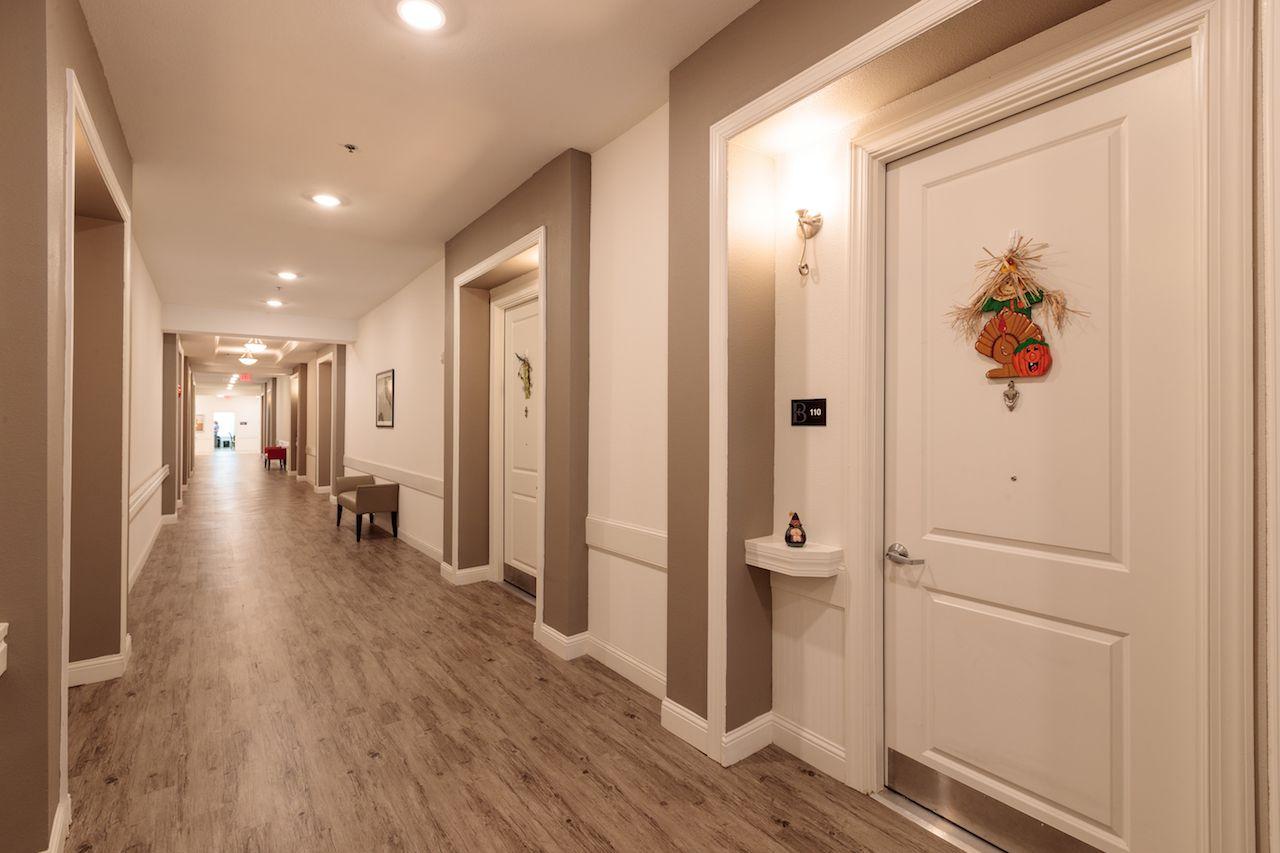 Image Result For Senior Living Corridor