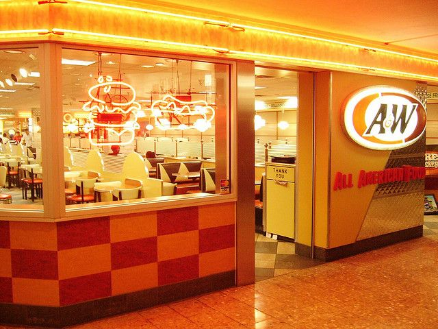 A W Restaurant Schaumburg Il Woodfield Mall Flickr Photo