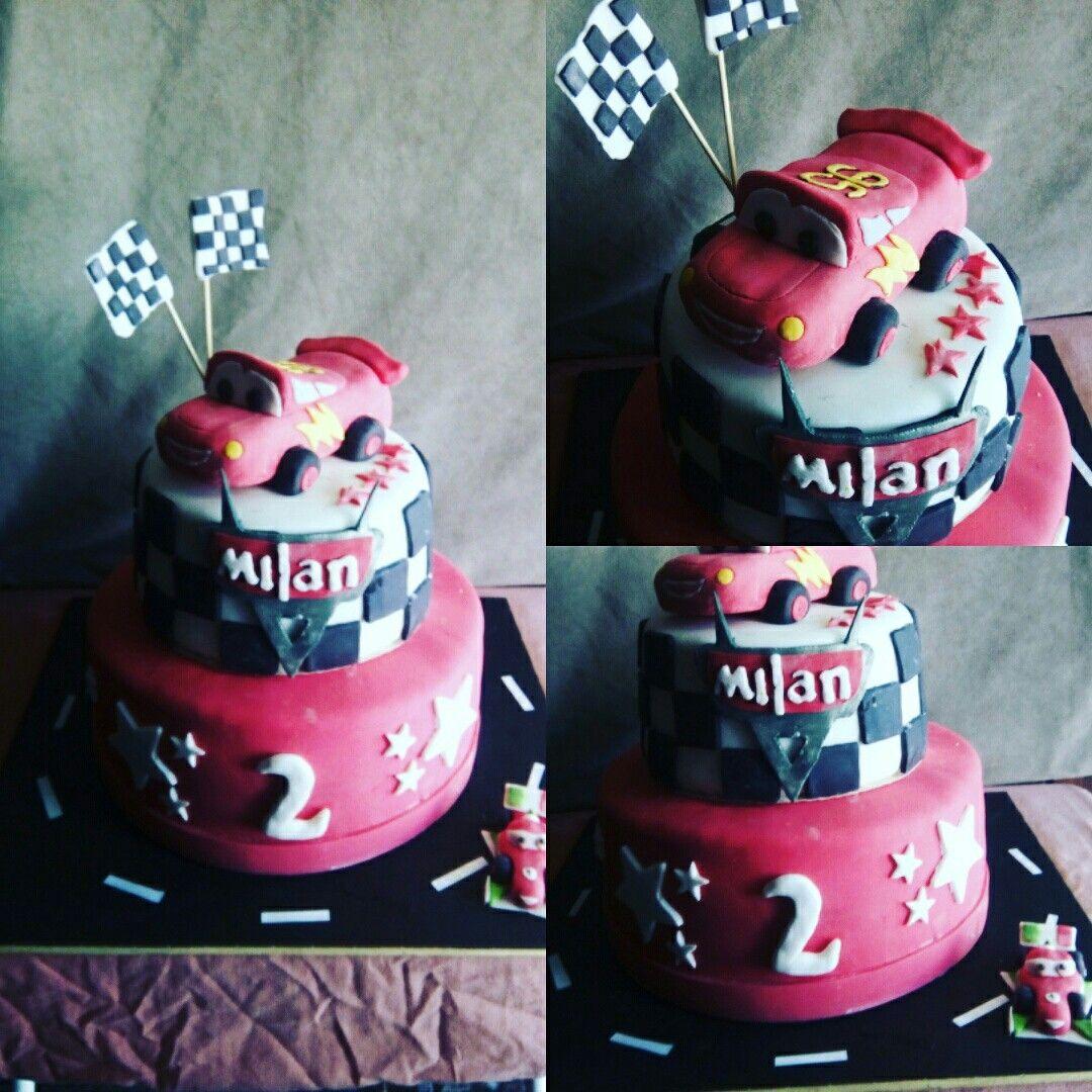 Torta Cars rayo mc queen  https://www.facebook.com/Dulces-Tentaciones-Tannia-Garcia-Osorio-470909883050808/