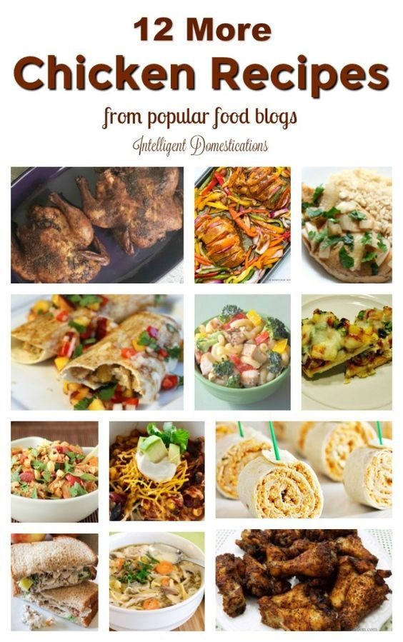 12 more delicious chicken recipes merry monday 188 food blogs 12 more delicious chicken recipes merry monday 188 food blogs dinner ideas and dinners forumfinder Choice Image