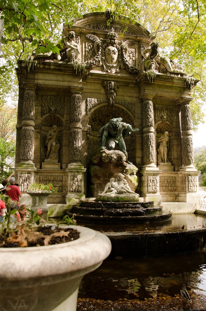 La Fontaine Médicis | Flickr - Photo Sharing!