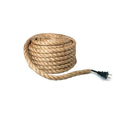 Bulk-elektrische Seil leichte Schnur durch den Fuß Manila Seil w ...