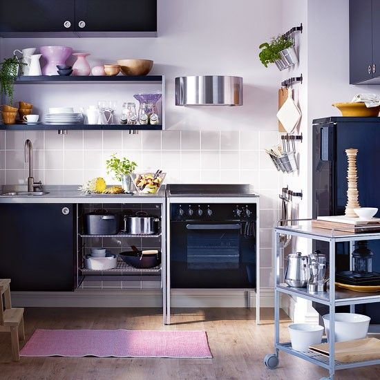 Statement Extractor Fans - Our Pick of the Best Extractor fans - ikea küche udden