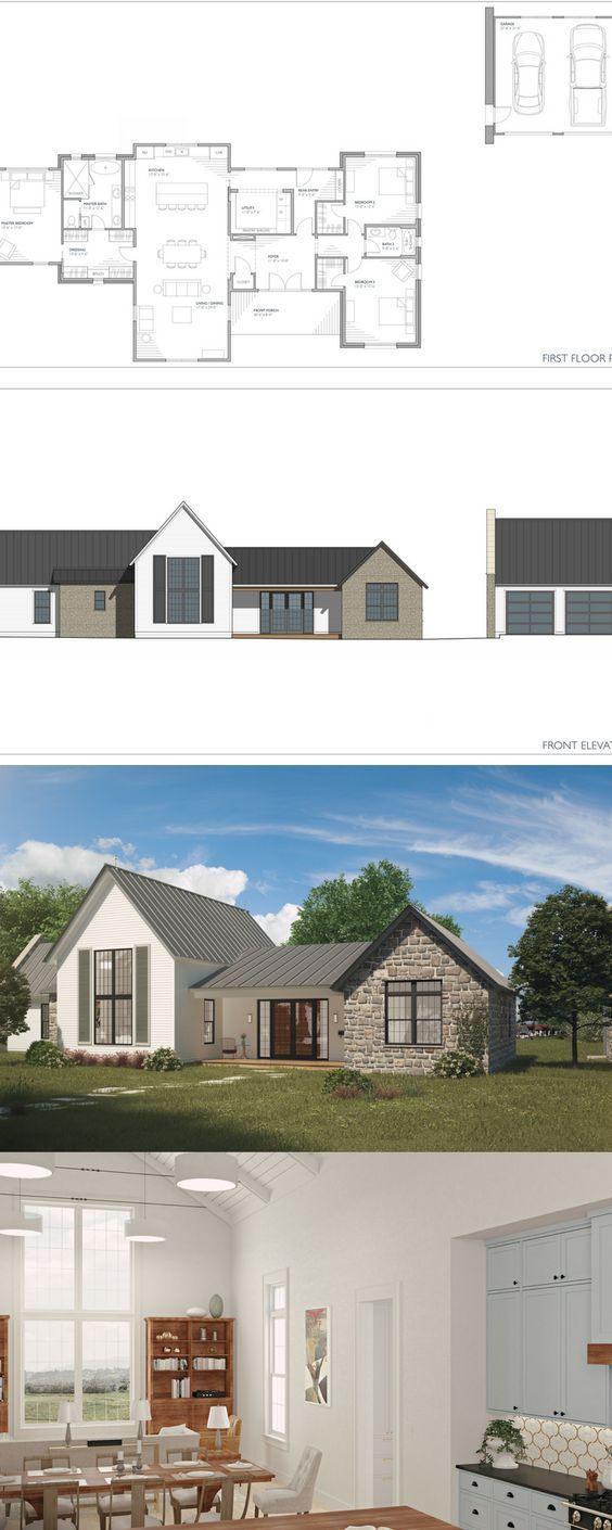 Perch Plans House Plans Mirandaise