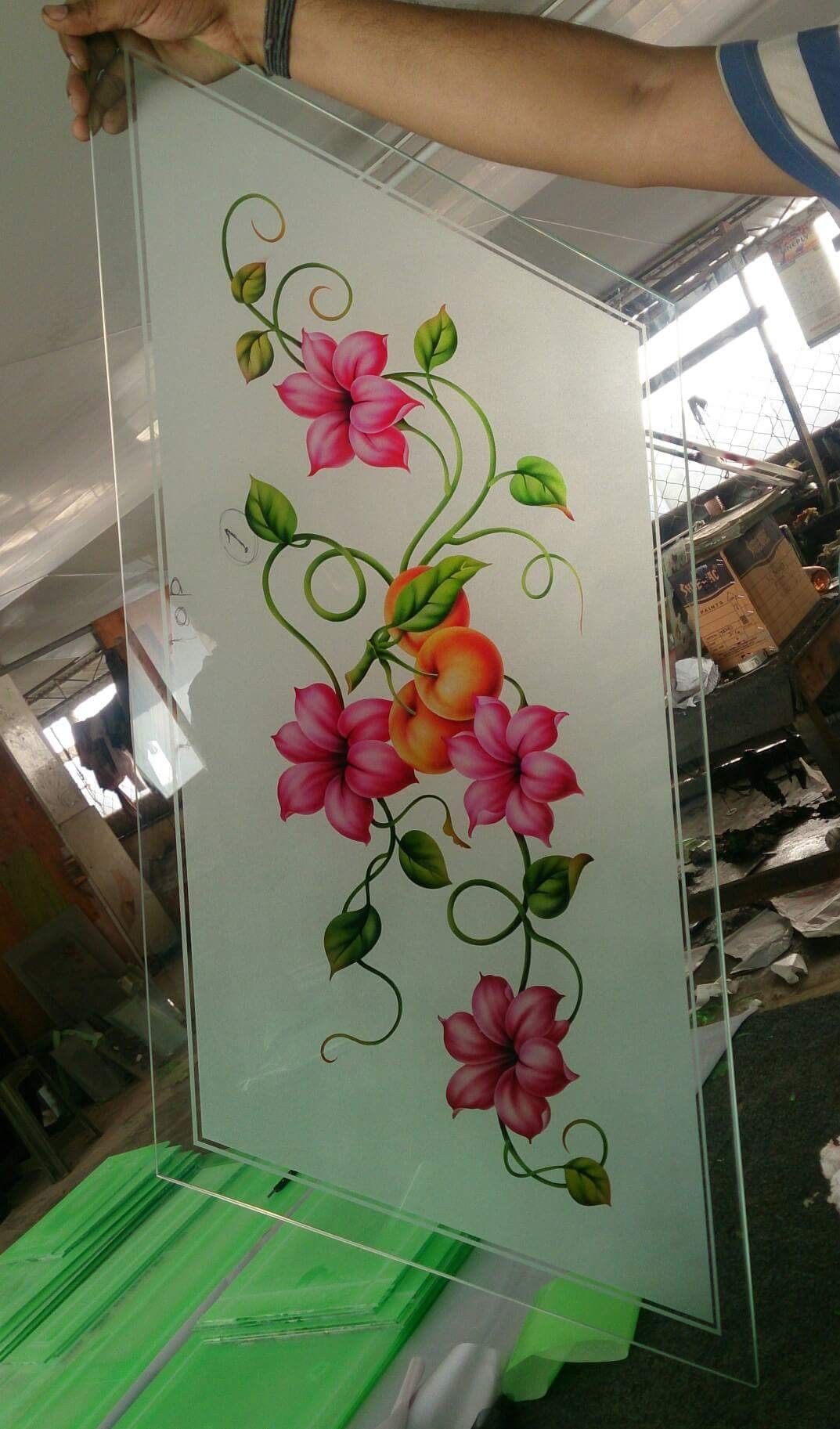 Best Glass Degine Glass Etching Designs Window Glass Design Staircase Glass Design 400 x 300