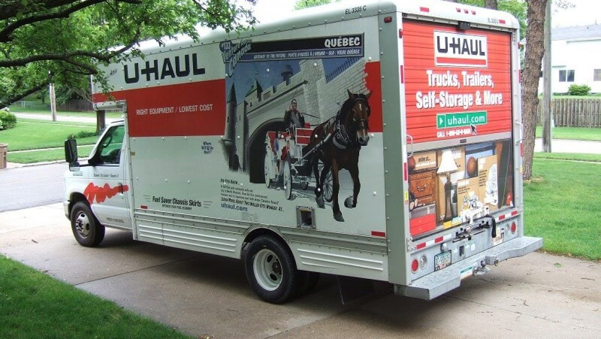 Renting A Moving Truck For Your Move All You Need To Know Trucks Moving Truck Uhaul Truck