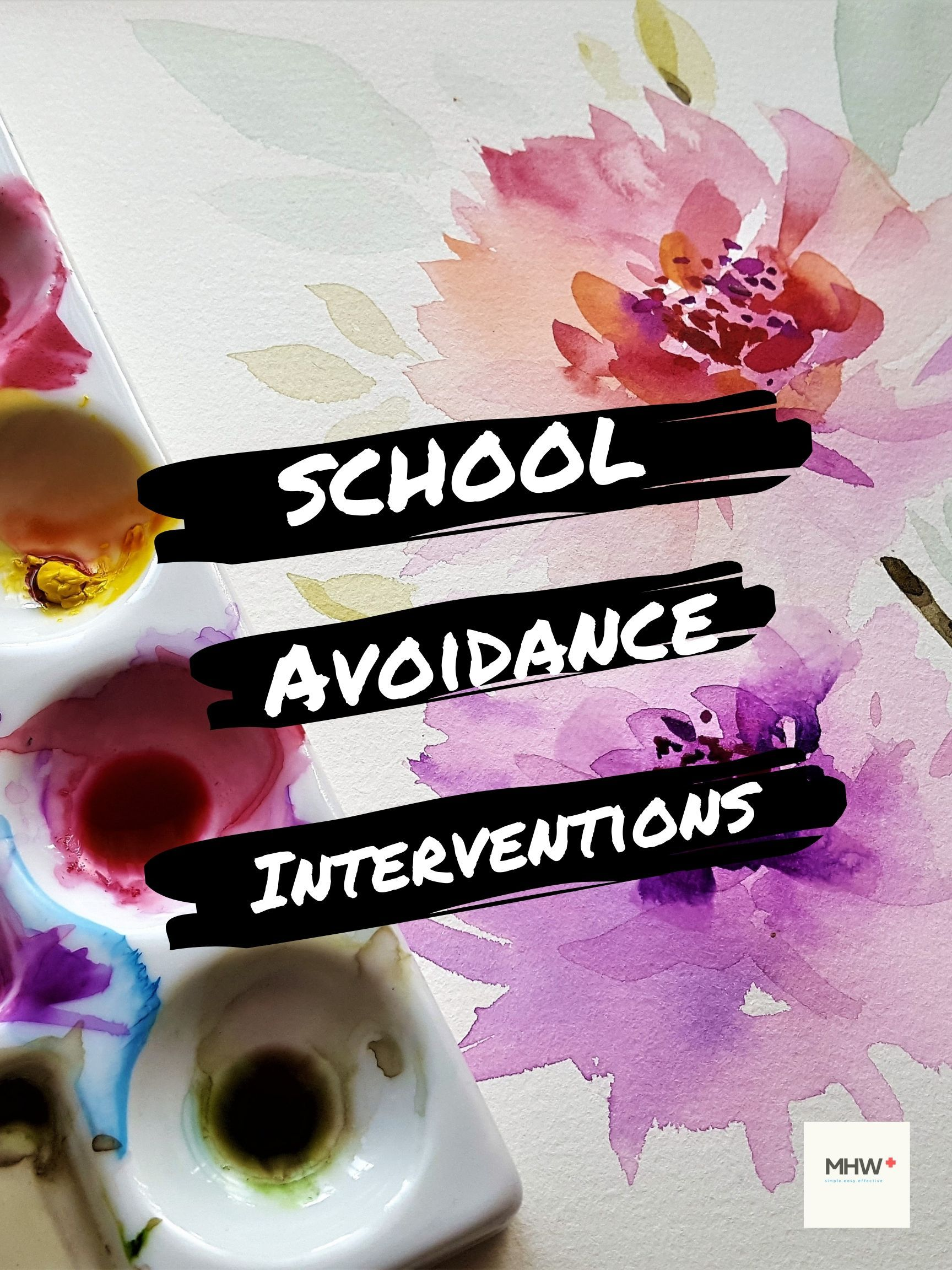 School Avoidance Interventions With Images