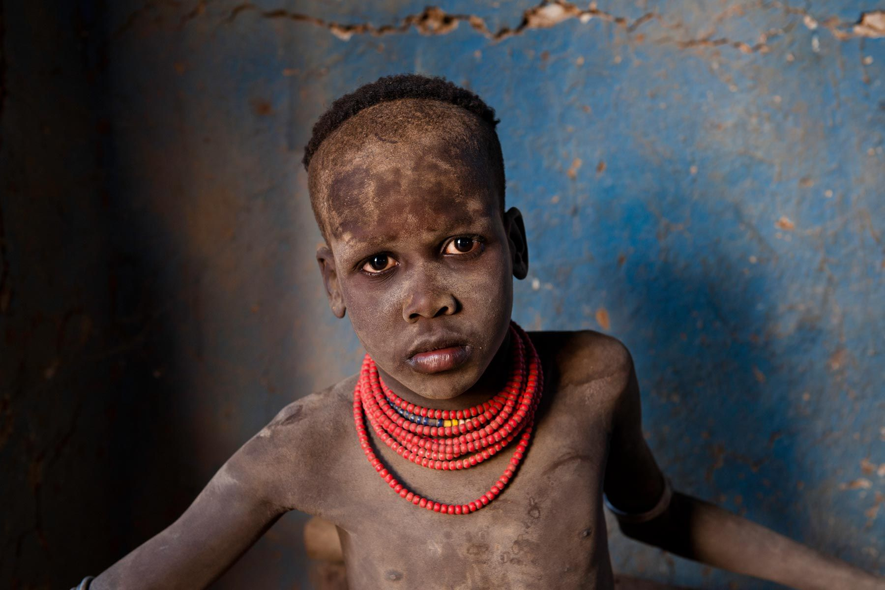 Omo Valley   Steve McCurry