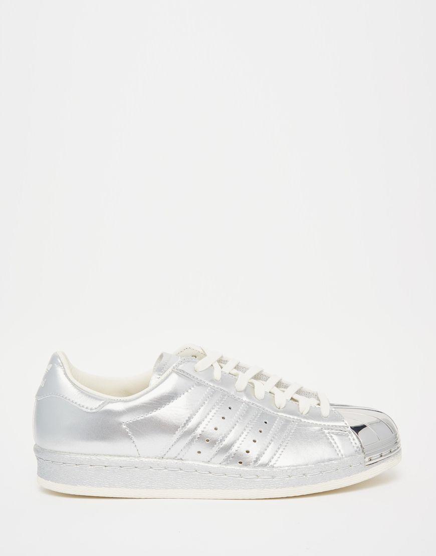 Image 2 of adidas Originals Superstar 80'