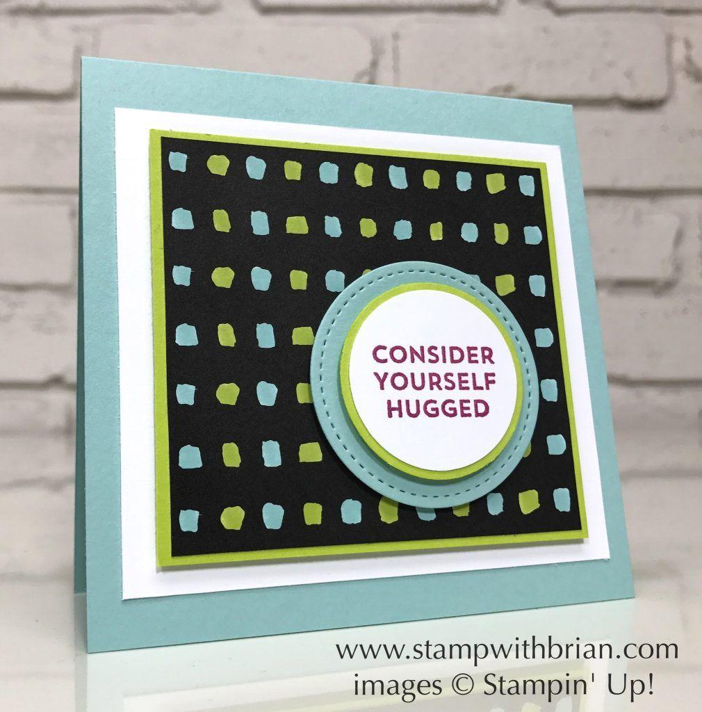 Card Making Patterns Ideas Part - 48: Lots Of Love, Pick A Pattern Designer Series Paper, Stampinu0027 Up!,