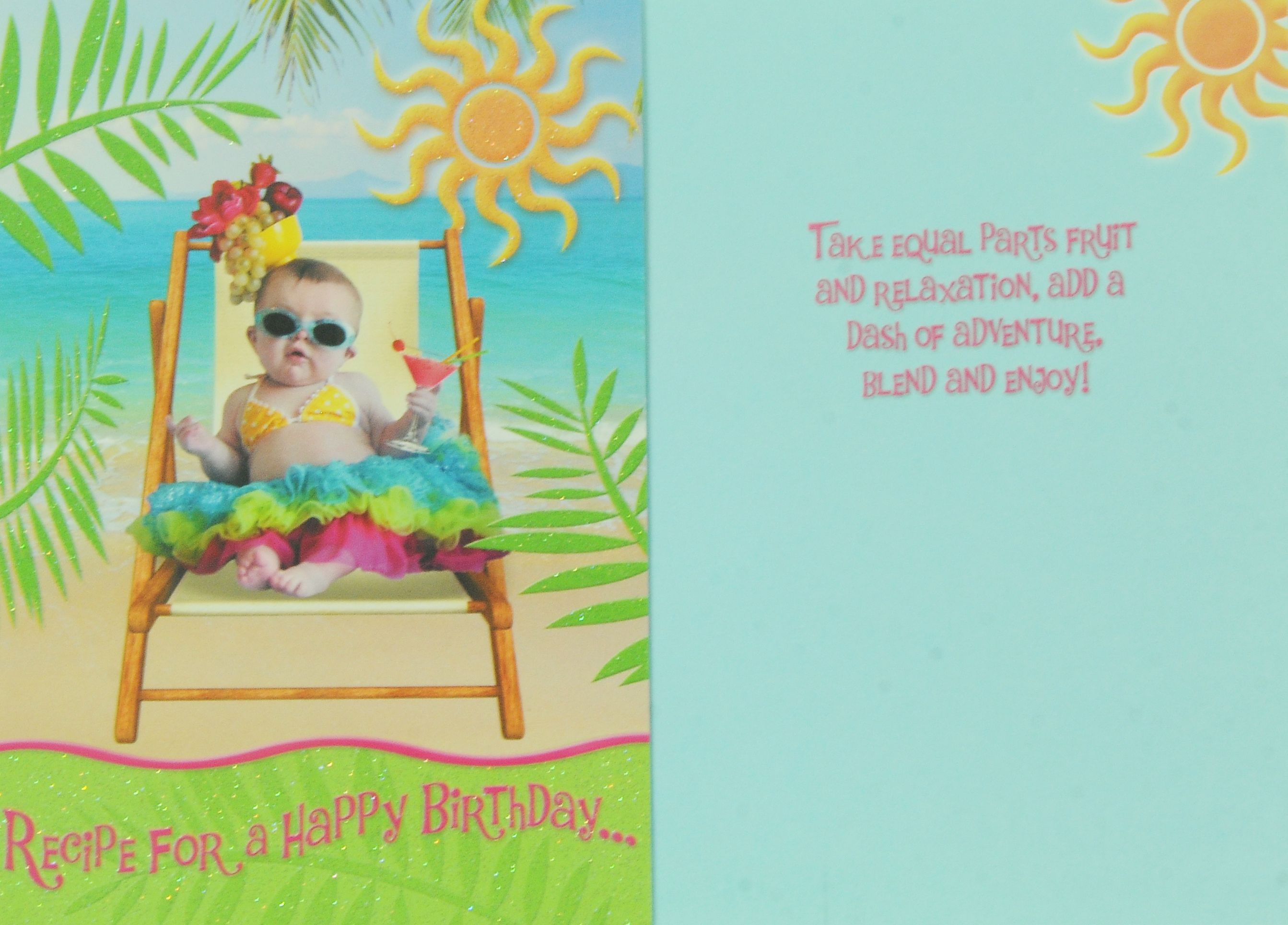 Greeting card with leanin tree 2014 commercial design