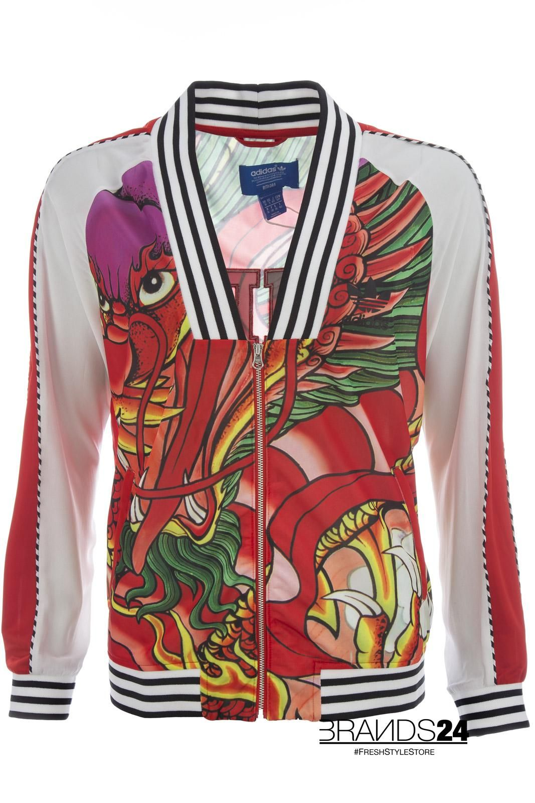 adidas dragon jacket
