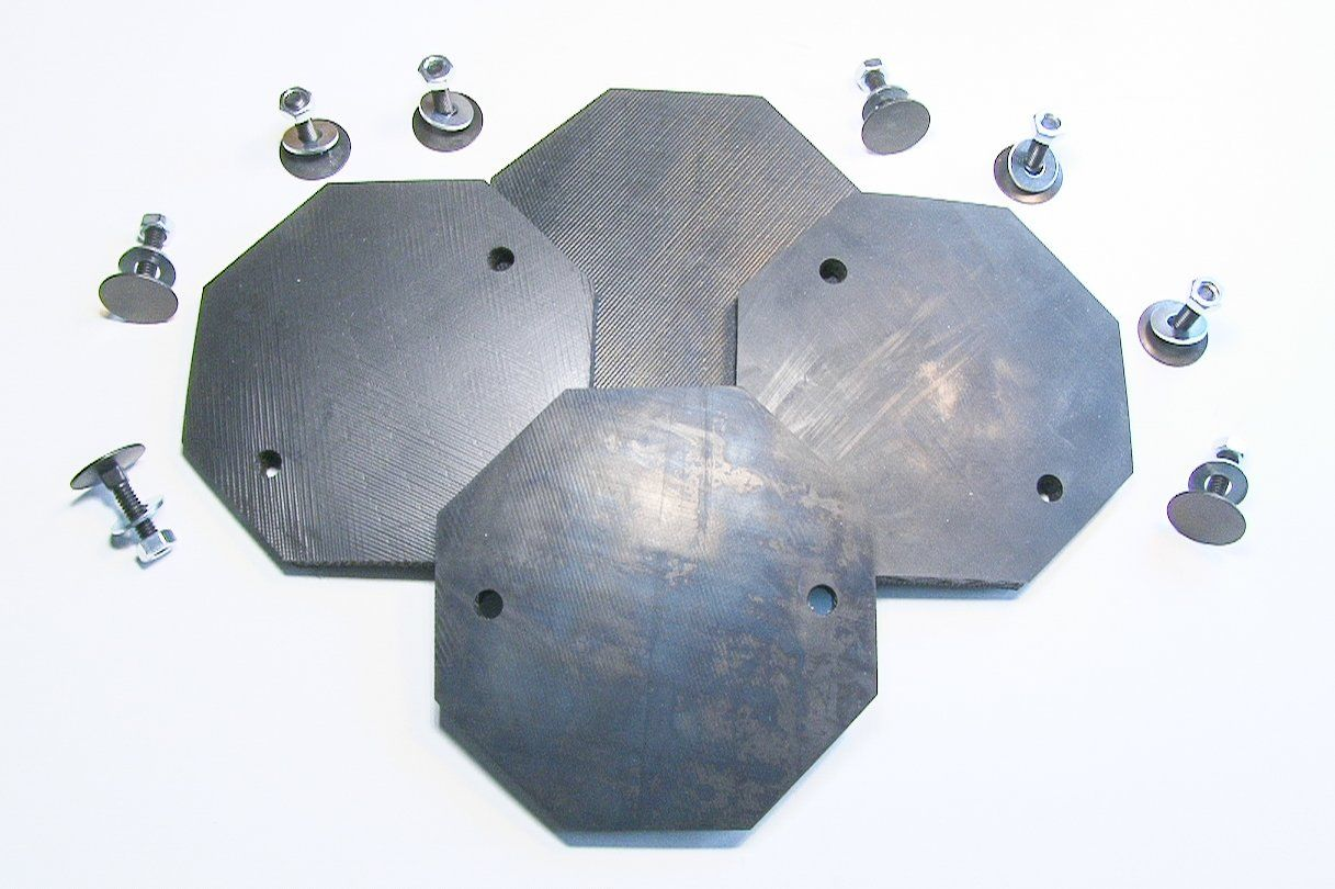 Auto Lift Parts Ultra Heavy Duty Replacement Pads for