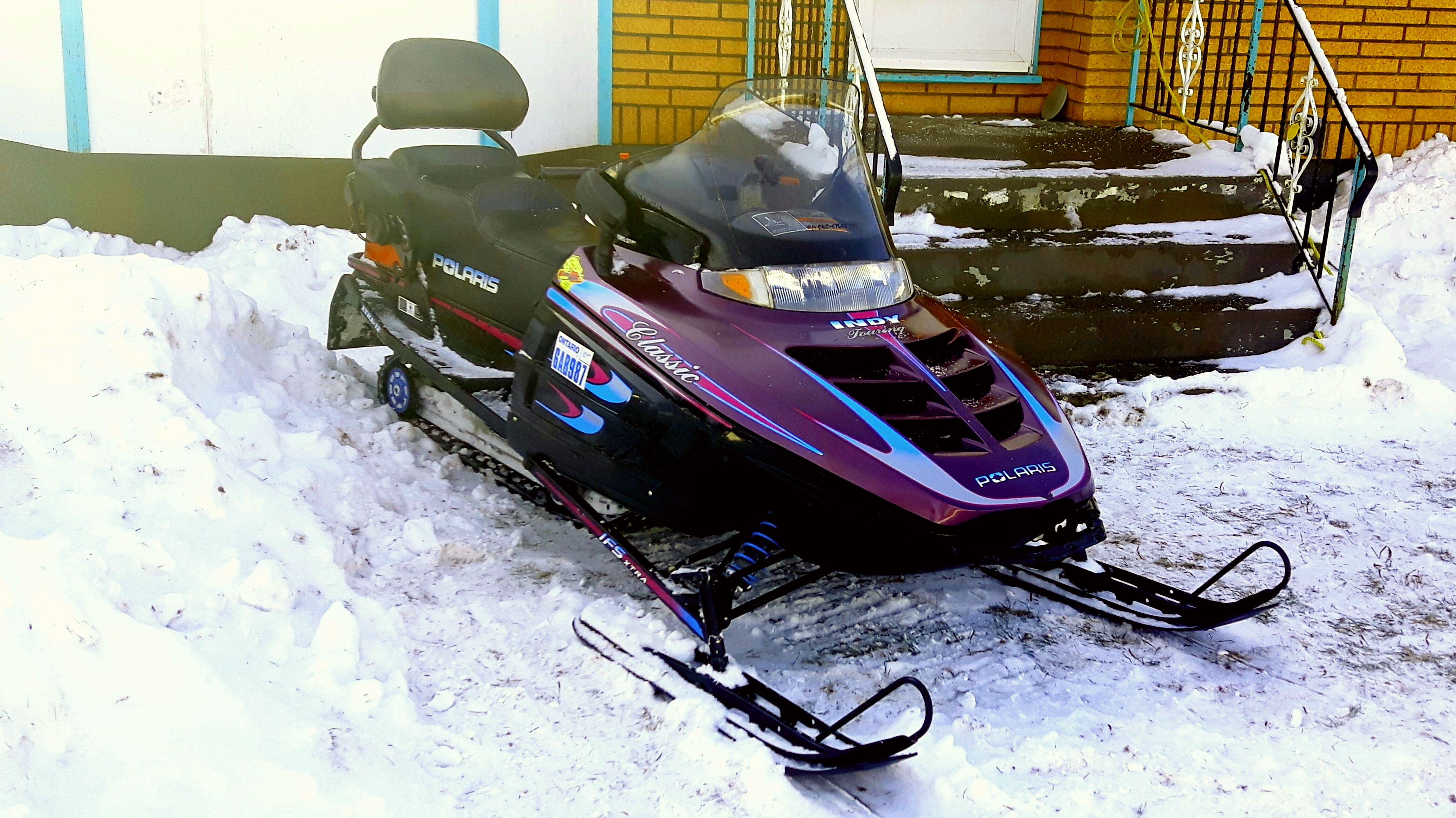 small resolution of 1997 polaris indy 500 classic touring