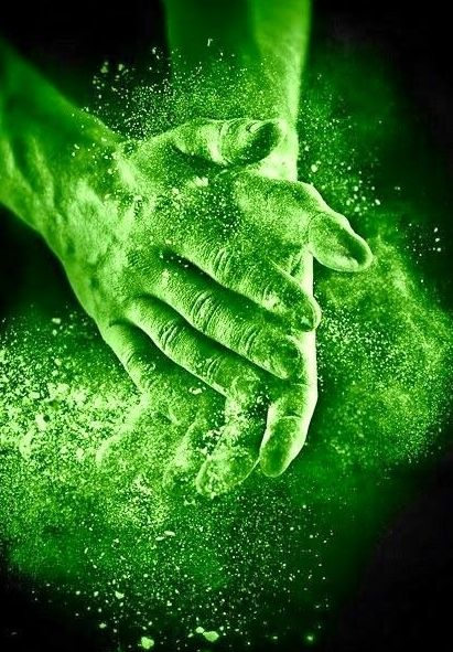 Jeter De La Poudre Aux Yeux : jeter, poudre, Savait, Jeter, Poudre, Shades, Green,, Green, Aesthetic,, Simple