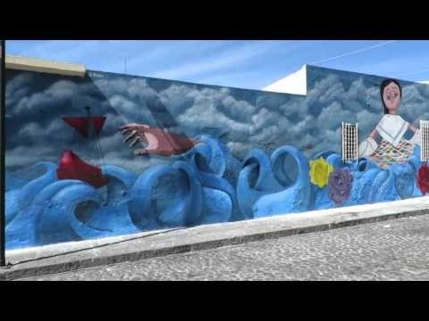 Murales Barrio De Xanenetla