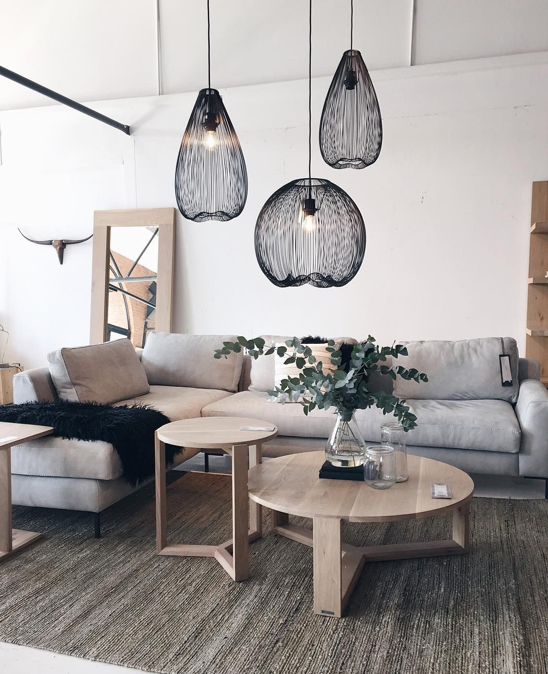 Loveliness And Those Lights Interiors Jozi Homedecor Weylandts Minimalist Dining Room Table Minimalist Dining Room Living Room Inspiration