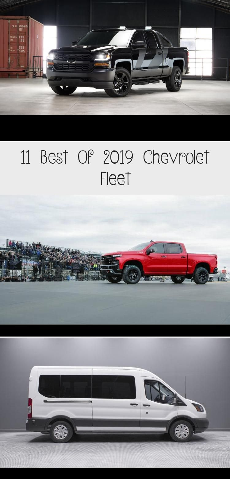 11 Best Of 2019 Chevrolet Fleet In 2020 With Images Chevrolet