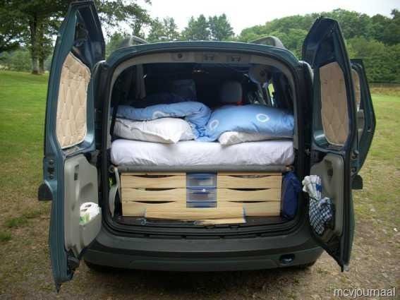 dacia dokker van camper google suche camping. Black Bedroom Furniture Sets. Home Design Ideas