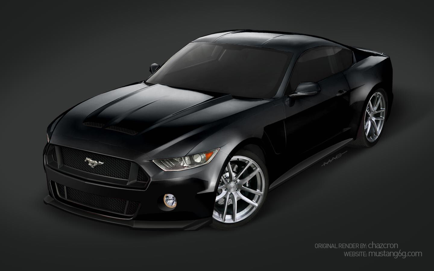 Image From Findhdwallpaper Wp Content Uploads 2015 04 2016 Ford Mustang GT Black Colors HD Background Wallpaper