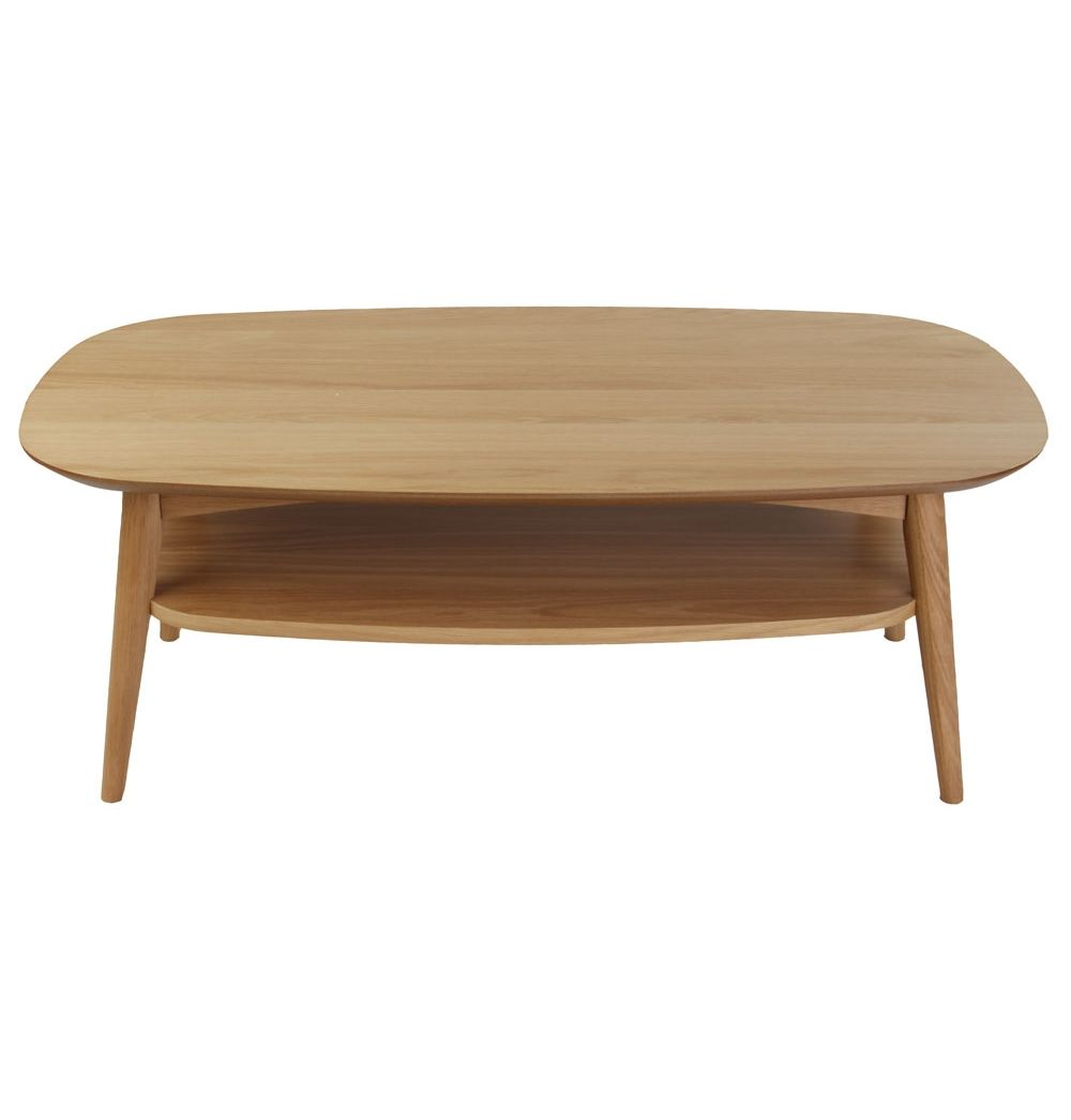 Stockholm Jakob Coffee Table With Shelf Lounge Room
