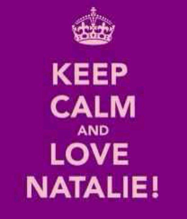 For my Nattie Bug!