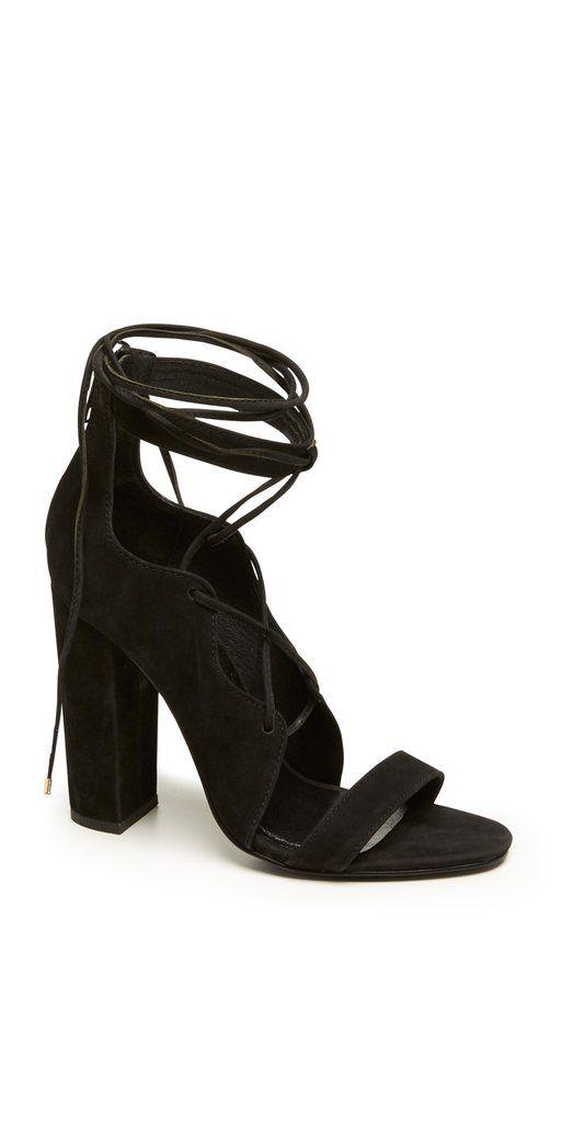 Venus Heels from Kookai   Schuhes   Pinterest and   Venus, Suede heels and Pinterest ... c26111
