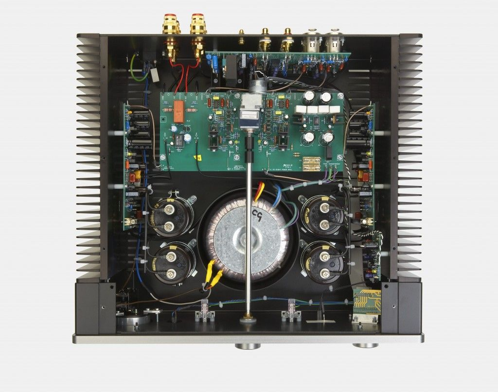 Sugden Masterclass IA 4 Power Amplifier