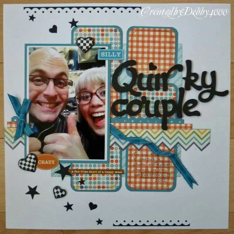 Quirky couple
