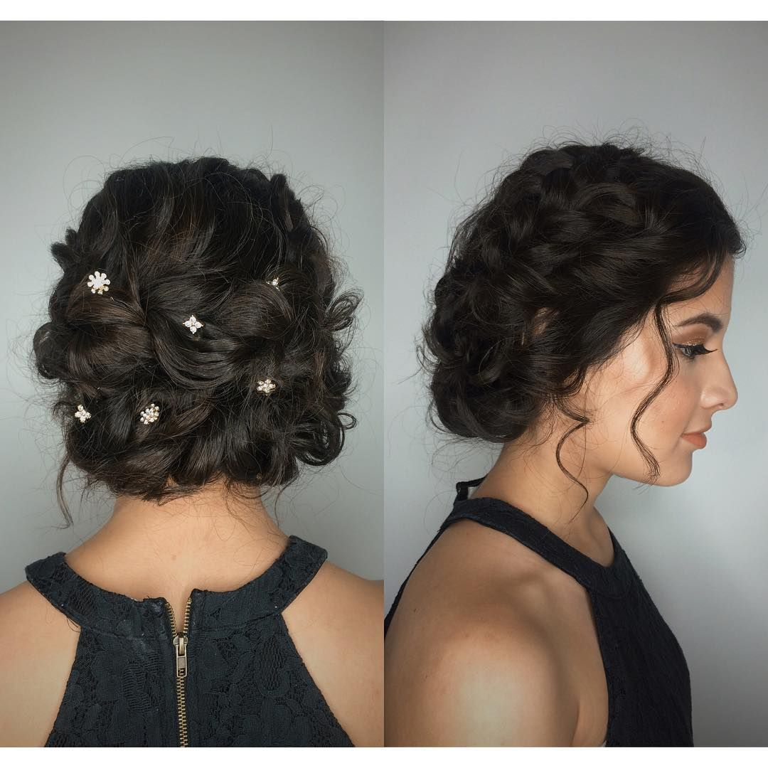 gorgeous hairstyles for prom u ideas for short medium and long