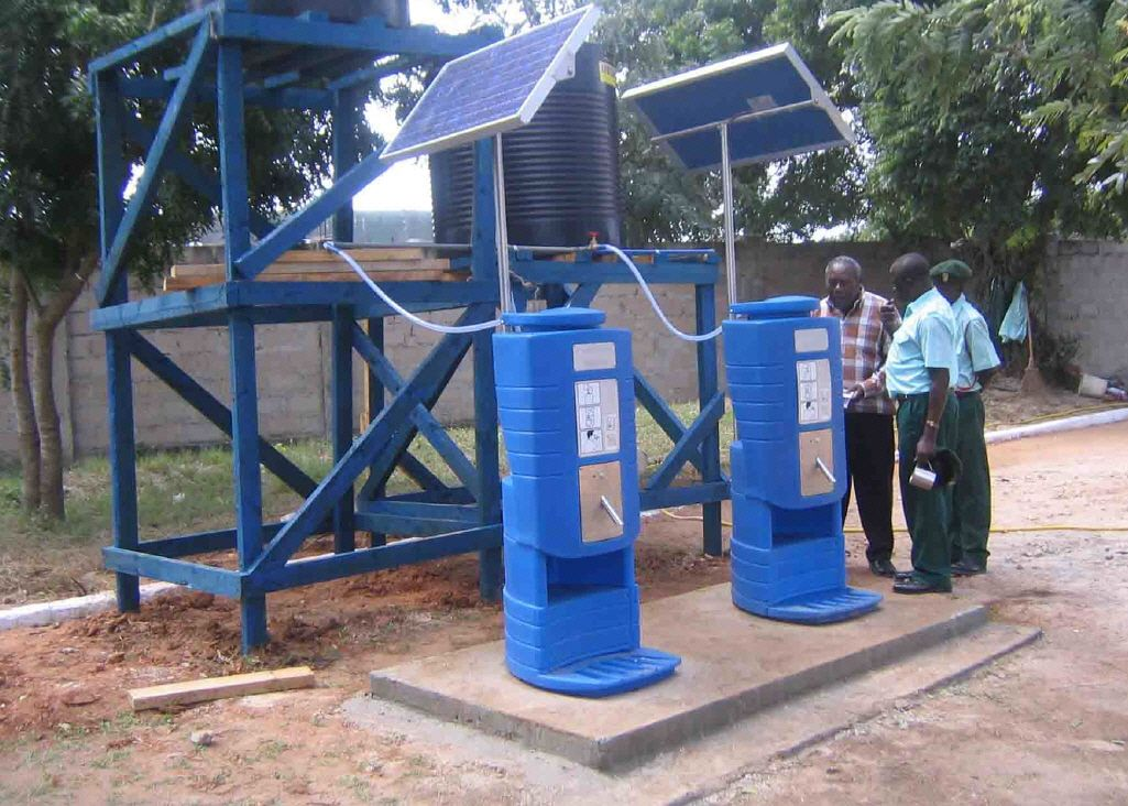 solar water disinfection Ingenjörer utan gränser is running a water disinfection project in cameroon,  called wadis the main idea is to use solar energy to disinfect the.
