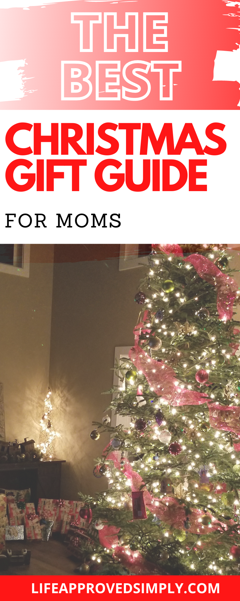 The Best Christmas Gift Guide For Moms Christmas Presents For Moms Christmas Fun Christmas Gift Guide