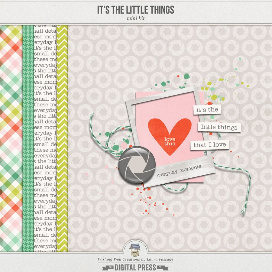 Creations By Laura: By Wishing Well Creations By Laura Passage