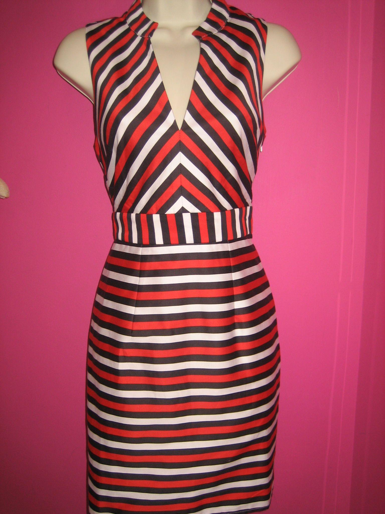 Minuet nautical inspired striped dress | Loveliness | Pinterest ...