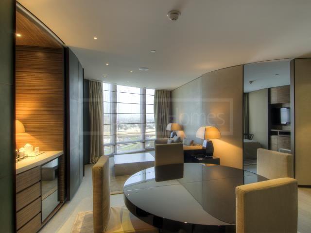 Wide Range Of Luxury Apartments