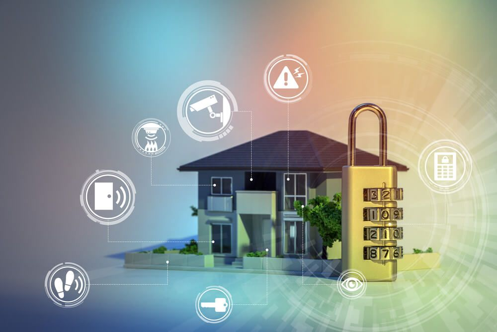 What Makes The Best Monitored Home Security Systems Freshome Com Best Home Security System Home Security Systems Wireless Home Security Systems