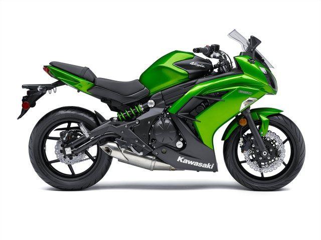 Motorcycles Ideal For Beginners Kawasaki Ninja Kawasaki Motorcycles Ninja 650r