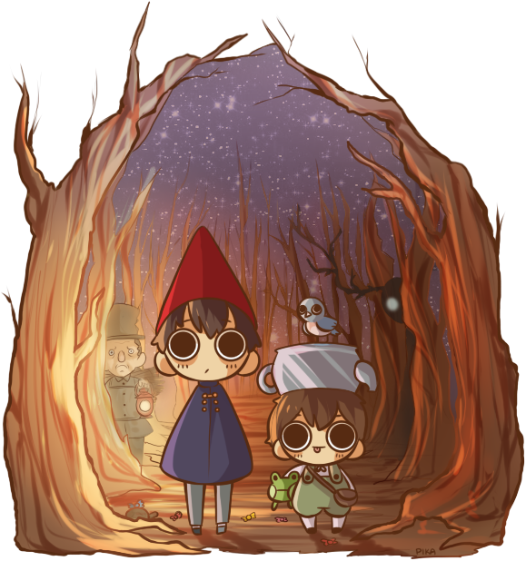 Over The Garden Wall by Blobical.deviantart.com on @deviantART