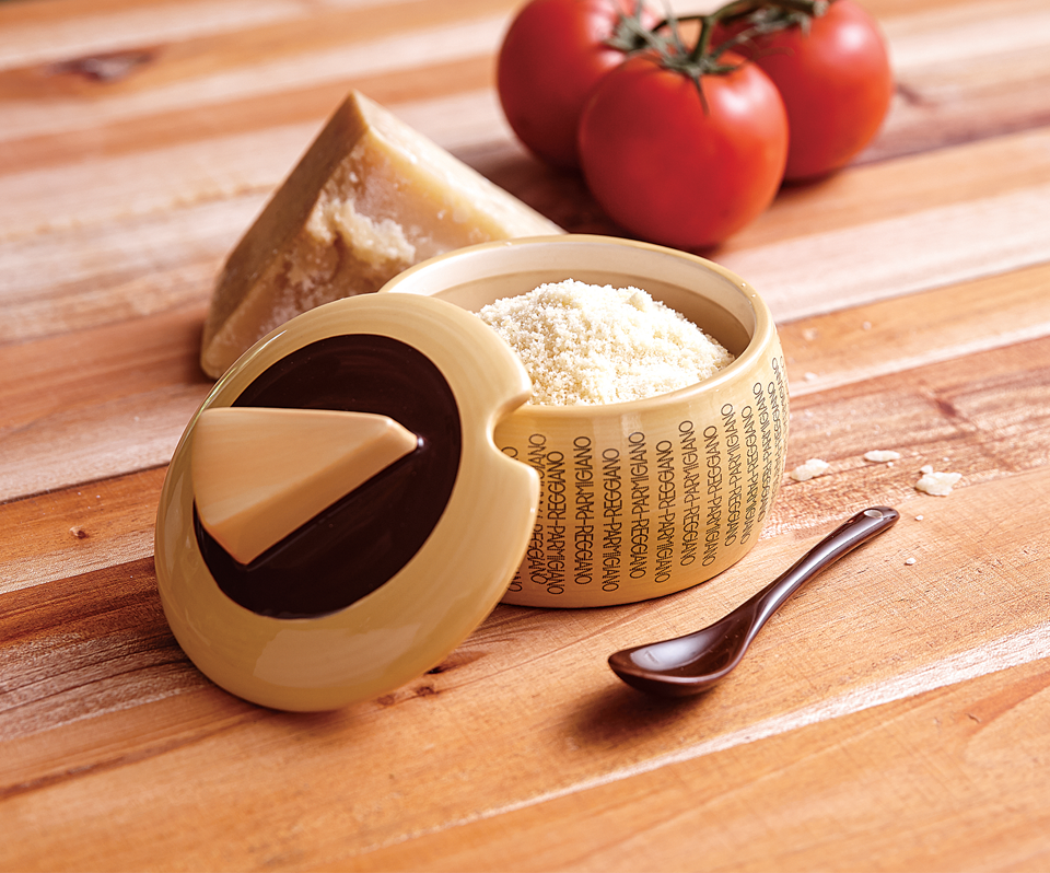 Parmigiano Cheese Cellar - Michael's Picks - Gifts