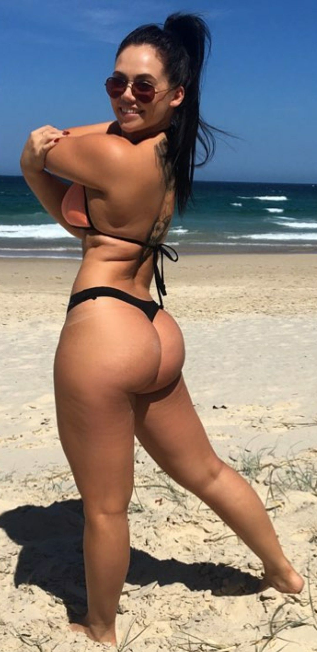 Body lesbian perfect