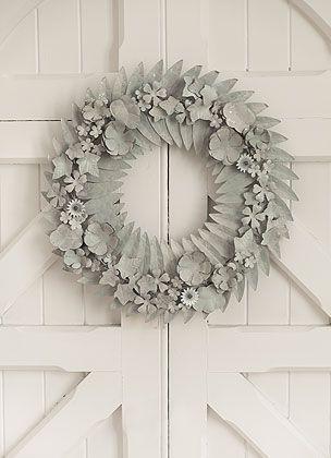 Simple Diy Summer Wreaths