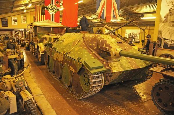 Fury, Hetzer, Combat Dealers & Bruce Crompton - http://www.warhistoryonline.com/press-releases/63438.html