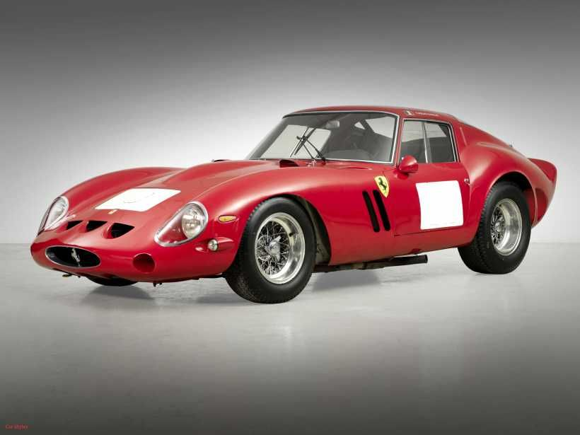 Top 10 Most Expensive Cars At Auction Ferrari Mercedes Aston