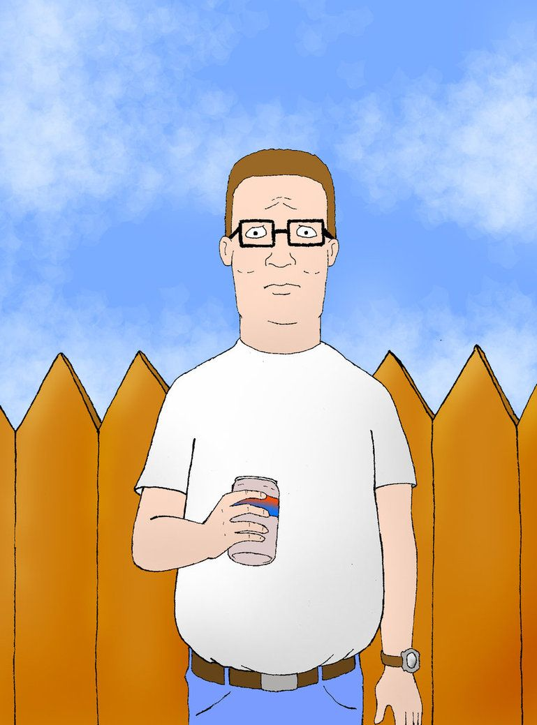 Hank Hill Favorite Cartoon Character Cartoon King Of The Hill