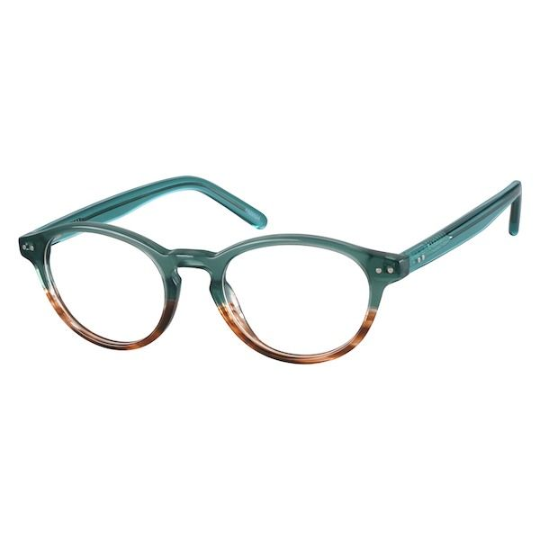 9be477618fa Zenni Round Prescription Eyeglasses