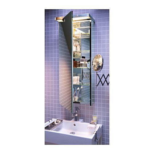 Godmorgon Mirror Cabinet With 1 Door 15 3 4x5 1 2x37 3 4 Ikea Mirror Cabinets Ikea Godmorgon Ikea